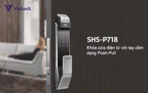 khóa điện tử samsung shs-p718