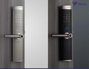 khóa cửa vân tay đức Siemens